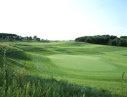 Mill Run Golf Course -Wild Ridge,Eau Claire, Wisconsin,  - Golf Course Photo
