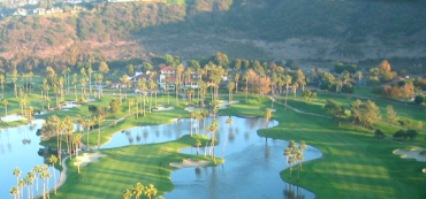 Fairbanks Ranch Country Club, Rancho Santa Fe, California, 92067 - Golf Course Photo