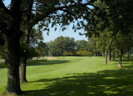 Shiloh Park Golf Course,Zion, Illinois,  - Golf Course Photo