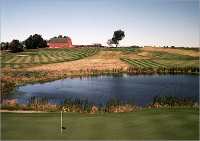Links At Outlook, The, South Berwick, Maine, 03901 - Golf Course Photo