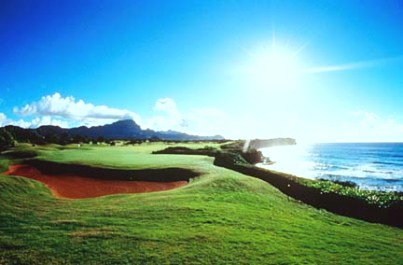 Poipu Bay Resort Golf Course,Koloa, Hawaii,  - Golf Course Photo