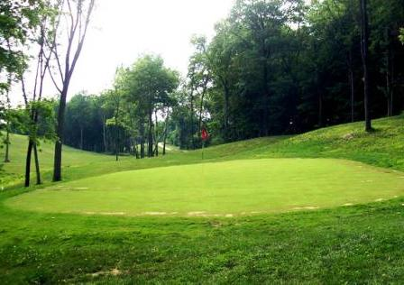 Golf Course Photo, Countryside Golf Club, New Paris, 45347