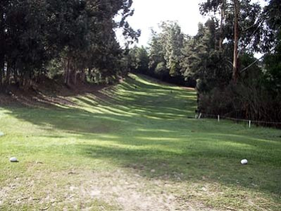 Lake Chabot Municipal Golf Course -Short, Oakland, California, 94605 - Golf Course Photo