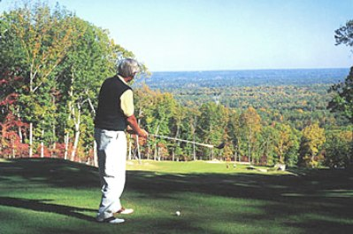 Governors Club - Mountain Course,Chapel Hill, North Carolina,  - Golf Course Photo