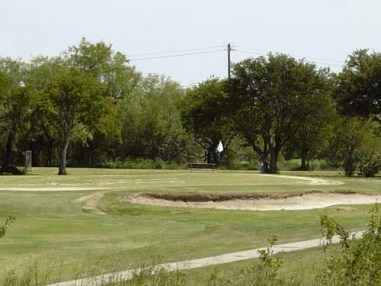 Tony Butler Golf Course -Eighteen,Harlingen, Texas,  - Golf Course Photo
