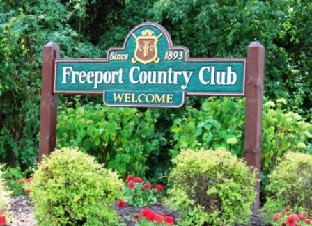 Freeport Country Club,Freeport, Illinois,  - Golf Course Photo