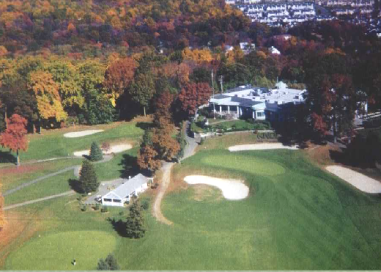 Golf Course Photo, Knoll West Country Club, West Course, Parsippany, 07054