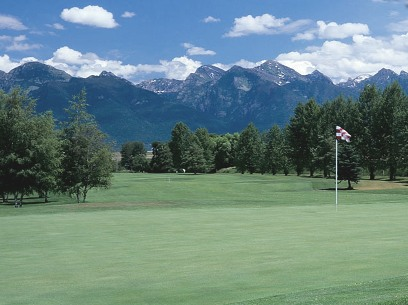 Mission Mountain Country Club,Ronan, Montana,  - Golf Course Photo