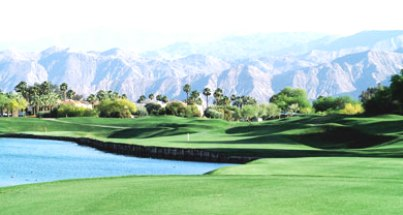 Mission Hills Country Club, Arnold Palmer,Rancho Mirage, California,  - Golf Course Photo