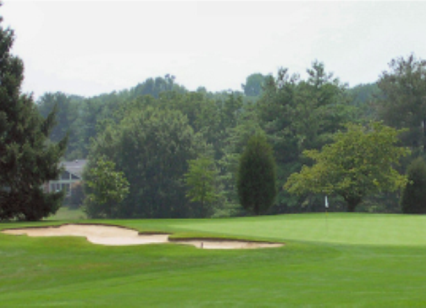 Golf Course Photo, Harmony Landing Country Club, Goshen, 40026