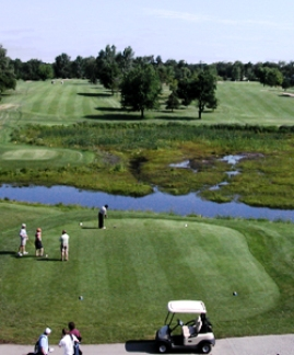 Golf Course Photo, Fountains Golf Course, Clarkston, 48346