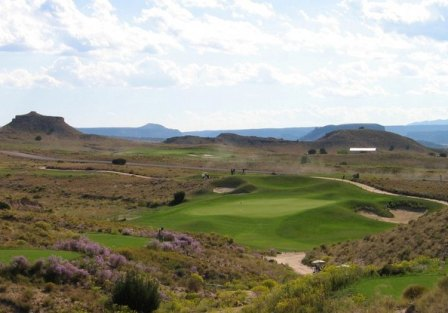 Black Mesa Golf Club,Espanola, New Mexico,  - Golf Course Photo