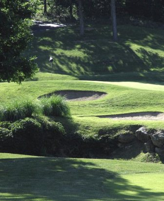 Golf Course Photo, Four Seasons Resort, Ridge Golf Course, Lake Ozark, 65049