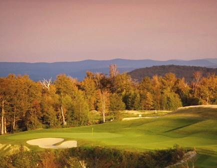 Jay Peak Golf Course,Jay, Vermont,  - Golf Course Photo