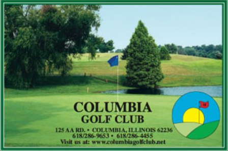 Golf Course Photo, Columbia Golf Club, Columbia Course, Columbia, 62236