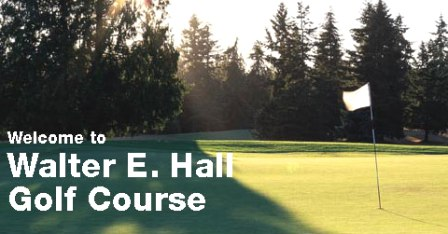 Walter E. Hall Memorial Golf Course,Everett, Washington,  - Golf Course Photo