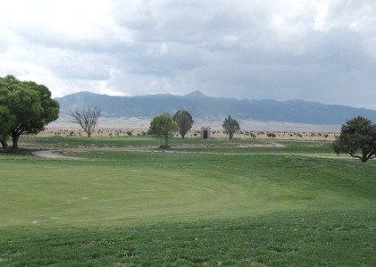 Carrizozo Municipal Golf Course, Carrizozo, New Mexico, 88301 - Golf Course Photo