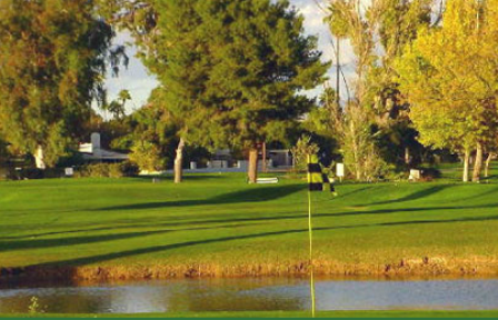 Shalimar Country Club, Tempe, Arizona, 85282 - Golf Course Photo