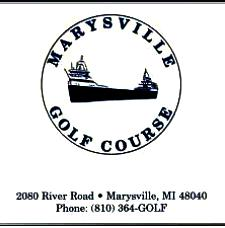 Golf Course Photo, Marysville Golf Course, Marysville, 48040