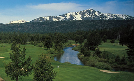 Golf Course Photo, Lake Tahoe Golf Course, South Lake Tahoe, 96150