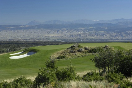 Cornerstone Club,Montrose, Colorado,  - Golf Course Photo