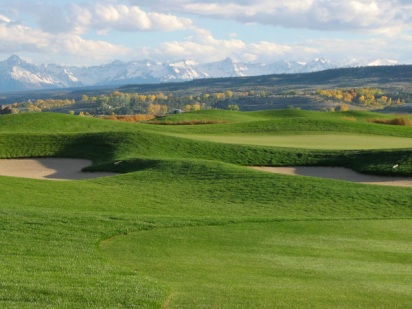 Links At Cobble Creek, The,Montrose, Colorado,  - Golf Course Photo