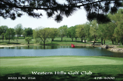Western Hills Golf Club,Topeka, Kansas,  - Golf Course Photo