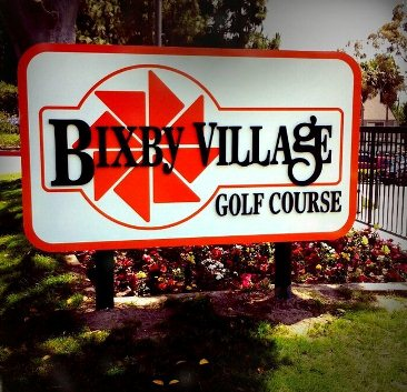 Bixby Village Golf Course, Long Beach, California, 90803 - Golf Course Photo