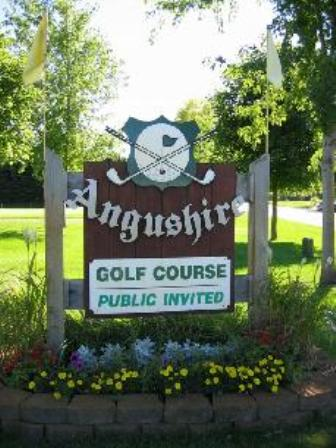 Angushire Golf Course -Par 3,Saint Cloud, Minnesota,  - Golf Course Photo