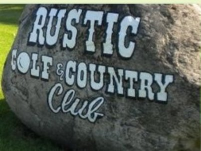 Golf Course Photo, Rustic Golf & Country Club, Dexter, 13634
