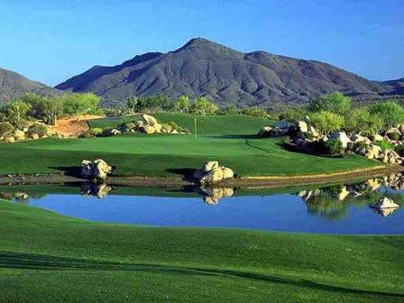 Desert Mountain Golf Club, Cochise Golf Course,Scottsdale, Arizona,  - Golf Course Photo