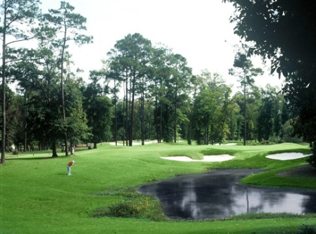 Arcadian Shores Golf Club At Myrtle Beach Hilton, Myrtle Beach, South Carolina, 29572 - Golf Course Photo