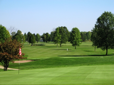 Golf Course Photo, Maple Creek Golf Club, Shepherd, 48883