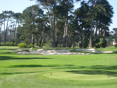 San Francisco Golf Club, San Francisco, California, 94132 - Golf Course Photo