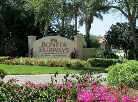 Golf Course Photo, Bonita Fairways, Bonita Springs, 34135
