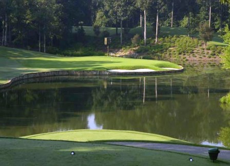 Northriver Yacht Club, Northriver Golf Course,Tuscaloosa, Alabama,  - Golf Course Photo