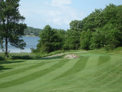 Thousand Islands Country Club - Lake Course,Wellesley Island, New York,  - Golf Course Photo