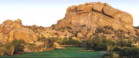 Boulders Golf Club & Resort, North Course, Carefree, Arizona, 85377 - Golf Course Photo