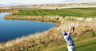 Overlake Golf Course,Tooele, Utah,  - Golf Course Photo