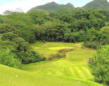 Golf Course Photo, Luana Hills Country Club, Kailua, 96734