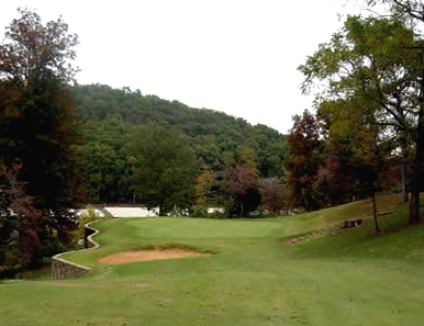 Greens At Deerfield, The,Lafollette, Tennessee,  - Golf Course Photo