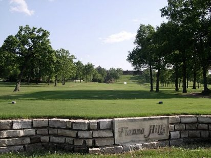 Fianna Hills Country Club,Fort Smith, Arkansas,  - Golf Course Photo