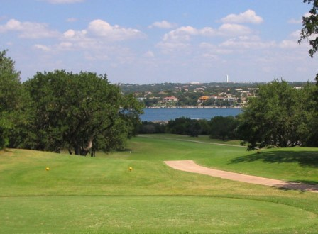Golf Course Photo, Point Venture Country Club, Leander, 78645