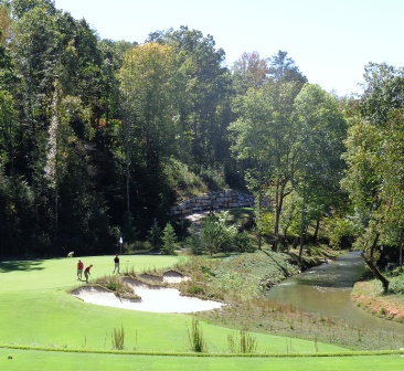 The Cliffs at Mountain Park Golf Course, The River Course,Travelers Rest, North Carolina,  - Golf Course Photo