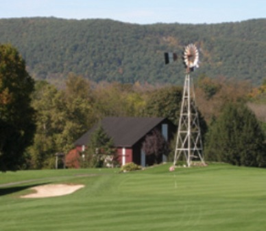 Belles Springs Golf Course, Mackeyville, Pennsylvania, 17750 - Golf Course Photo