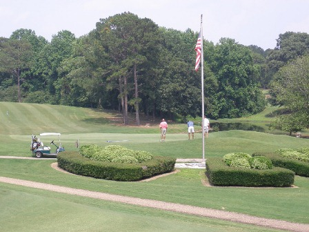 Golf Course Photo, Enterprise Country Club, Enterprise, 36330