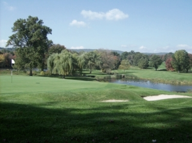 Wampanoag Country Club,West Hartford, Connecticut,  - Golf Course Photo