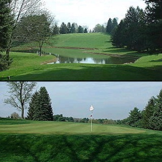 Coatesville Country Club,Coatesville, Pennsylvania,  - Golf Course Photo