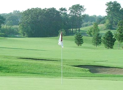 Oak Grove Golf Course,Harvard, Illinois,  - Golf Course Photo
