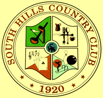 South Hills Country Club, South Hills Golf Course,Pittsburgh, Pennsylvania,  - Golf Course Photo